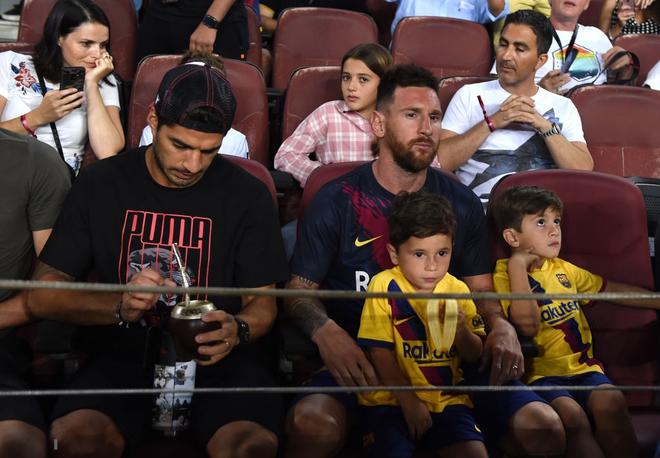 Messi phấn khích ra mặt khi chứng kiến người đóng thế mình lập cú đúp giải cứu Barca - ảnh 4