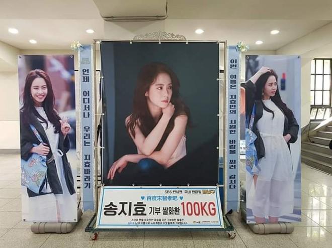 Running Man lần đầu làm fanmeeting tại Hàn Quốc nhưng Song Ji Hyo lại bị đối xử bất công? - ảnh 8