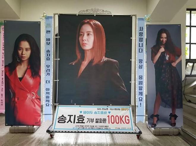 Running Man lần đầu làm fanmeeting tại Hàn Quốc nhưng Song Ji Hyo lại bị đối xử bất công? - ảnh 5