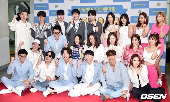 Running Man lần đầu làm fanmeeting tại Hàn Quốc nhưng Song Ji Hyo lại bị đối xử bất công? - ảnh 3