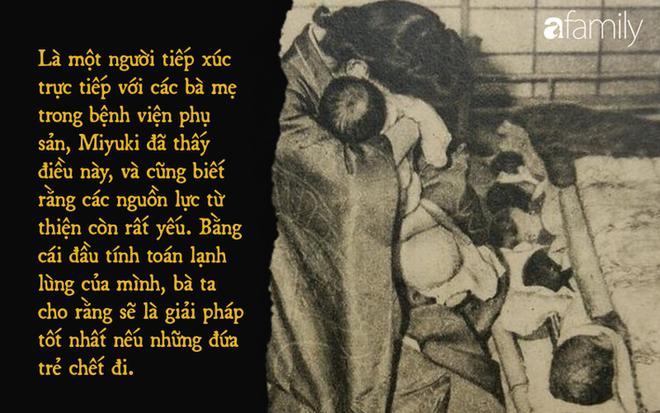 Vụ án ám ảnh người dân Nhật Bản hàng thế kỷ: Bảo mẫu ác quỷ bỏ đói 169 đứa trẻ đến chết, giấu xác khắp thành phố và bản án gây phẫn nộ tột cùng - ảnh 3