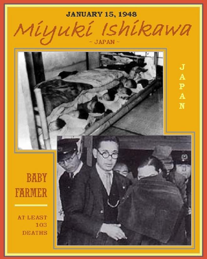 Vụ án ám ảnh người dân Nhật Bản hàng thế kỷ: Bảo mẫu ác quỷ bỏ đói 169 đứa trẻ đến chết, giấu xác khắp thành phố và bản án gây phẫn nộ tột cùng - ảnh 5