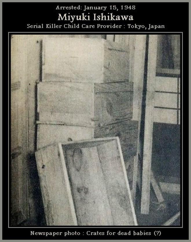 Vụ án ám ảnh người dân Nhật Bản hàng thế kỷ: Bảo mẫu ác quỷ bỏ đói 169 đứa trẻ đến chết, giấu xác khắp thành phố và bản án gây phẫn nộ tột cùng - ảnh 8