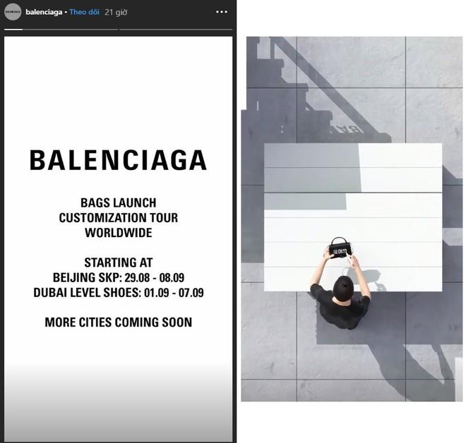Lisa lại khiến fan phổng mũi khi sở hữu túi độ riêng từ Balenciaga trước cả thiên hạ - ảnh 4