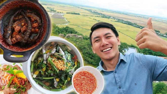 5 kênh du lịch - ẩm thực hot nhất miền Tây: Khoai Lang Thang sắp đạt nút vàng, một YouTuber trẻ tuổi khác đã làm được điều đó từ lâu - ảnh 12