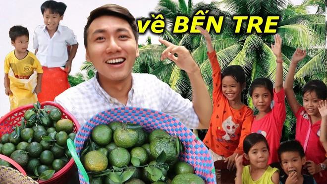 5 kênh du lịch - ẩm thực hot nhất miền Tây: Khoai Lang Thang sắp đạt nút vàng, một YouTuber trẻ tuổi khác đã làm được điều đó từ lâu - ảnh 7