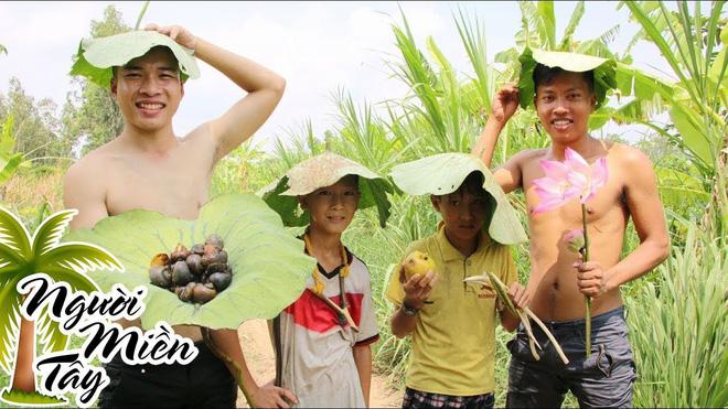 5 kênh du lịch - ẩm thực hot nhất miền Tây: Khoai Lang Thang sắp đạt nút vàng, một YouTuber trẻ tuổi khác đã làm được điều đó từ lâu - ảnh 58