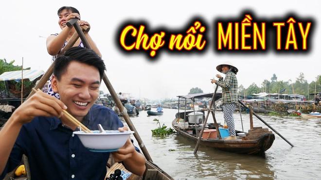 5 kênh du lịch - ẩm thực hot nhất miền Tây: Khoai Lang Thang sắp đạt nút vàng, một YouTuber trẻ tuổi khác đã làm được điều đó từ lâu - ảnh 8
