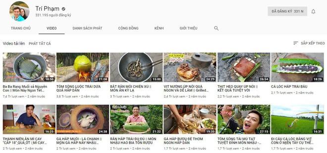 5 kênh du lịch - ẩm thực hot nhất miền Tây: Khoai Lang Thang sắp đạt nút vàng, một YouTuber trẻ tuổi khác đã làm được điều đó từ lâu - ảnh 45