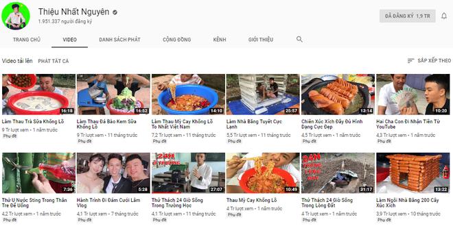 5 kênh du lịch - ẩm thực hot nhất miền Tây: Khoai Lang Thang sắp đạt nút vàng, một YouTuber trẻ tuổi khác đã làm được điều đó từ lâu - ảnh 20