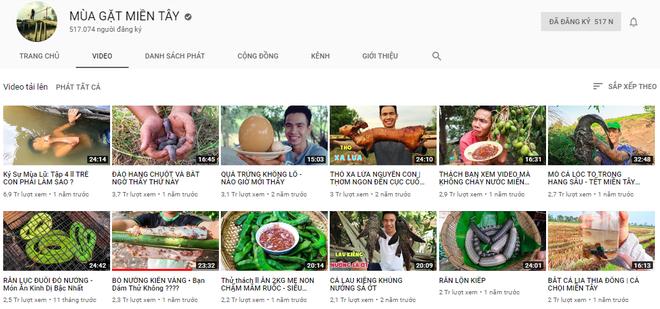 5 kênh du lịch - ẩm thực hot nhất miền Tây: Khoai Lang Thang sắp đạt nút vàng, một YouTuber trẻ tuổi khác đã làm được điều đó từ lâu - ảnh 31