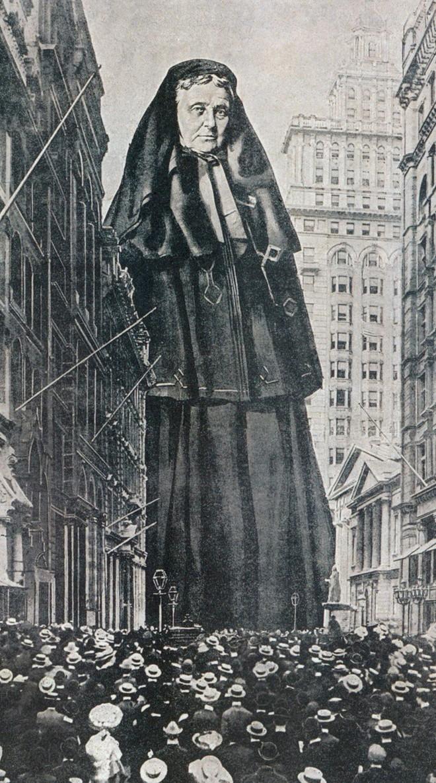 Câu chuyện về nữ triệu phú nổi danh giàu mà ki nhất thế kỷ 20: Biểu tượng đỉnh cao của tính hà tiện liệu có phải là thật? - ảnh 5