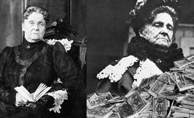 Câu chuyện về nữ triệu phú nổi danh giàu mà ki nhất thế kỷ 20: Biểu tượng đỉnh cao của tính hà tiện liệu có phải là thật? - ảnh 9