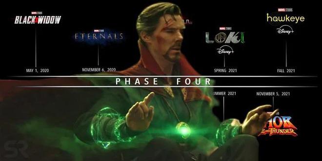 """""""Nghiệp nặng khó dứt"""", đá vô cực sẽ còn """"ám"""" anh hùng Marvel đến hết Giai đoạn 4 nữa cơ! - ảnh 4"""