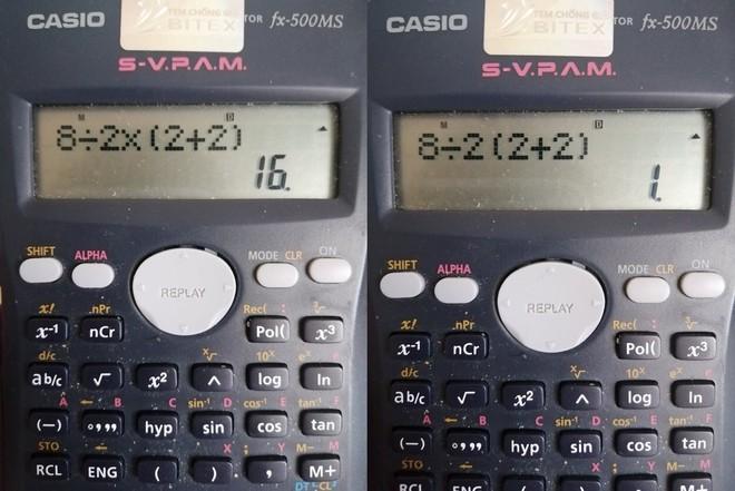 Tưởng chỉ là toán lớp một đơn giản nhưng câu hỏi này đang gây lú khiến dân mạng và cả máy tính cũng phải bó tay không giải được - Ảnh 2.