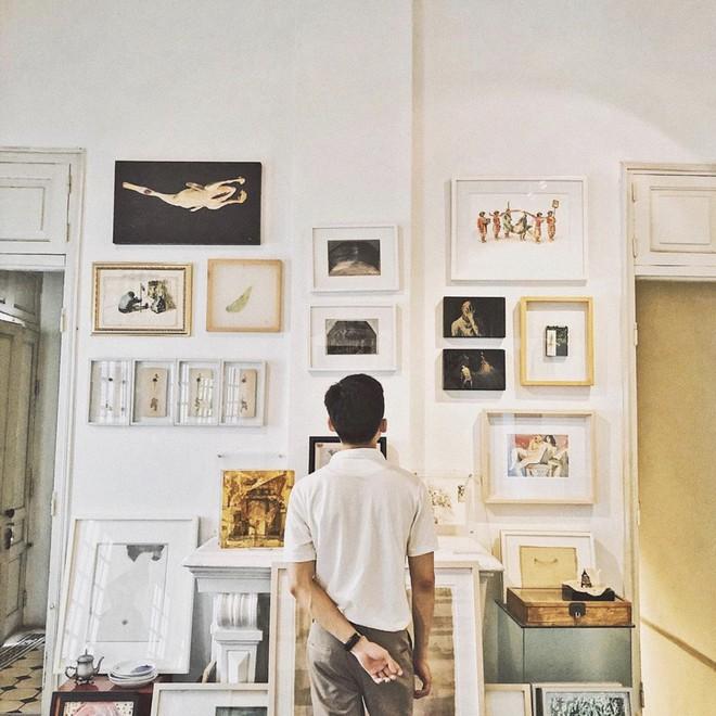 Điểm danh 4 không gian nghệ thuật đương đại được giới trẻ check in nhiều nhất Hà Nội và Sài Gòn, tranh thủ 2/9 đi ăn ảnh đẹp ngay nào - ảnh 13