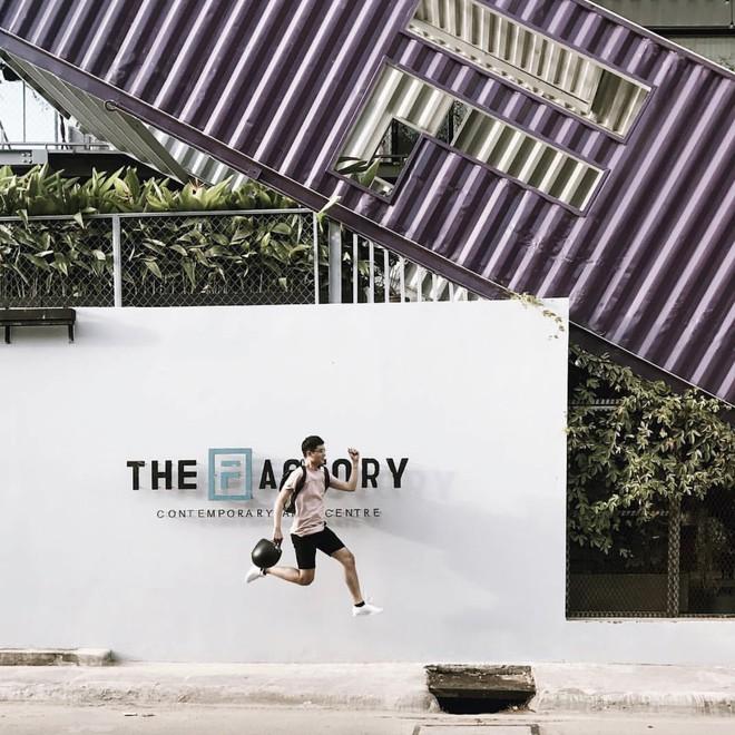 Điểm danh 4 không gian nghệ thuật đương đại được giới trẻ check in nhiều nhất Hà Nội và Sài Gòn, tranh thủ 2/9 đi ăn ảnh đẹp ngay nào - ảnh 14
