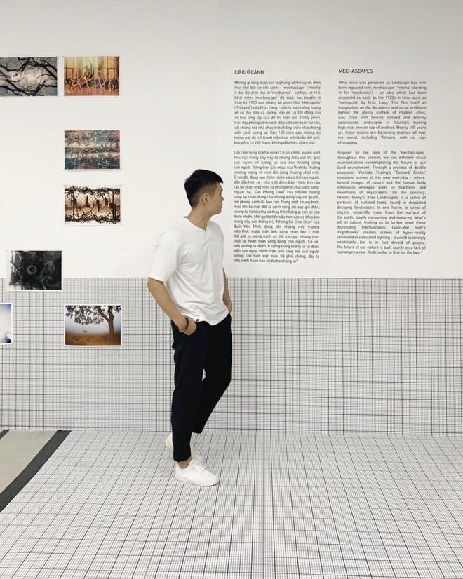 Điểm danh 4 không gian nghệ thuật đương đại được giới trẻ check in nhiều nhất Hà Nội và Sài Gòn, tranh thủ 2/9 đi ăn ảnh đẹp ngay nào - ảnh 18