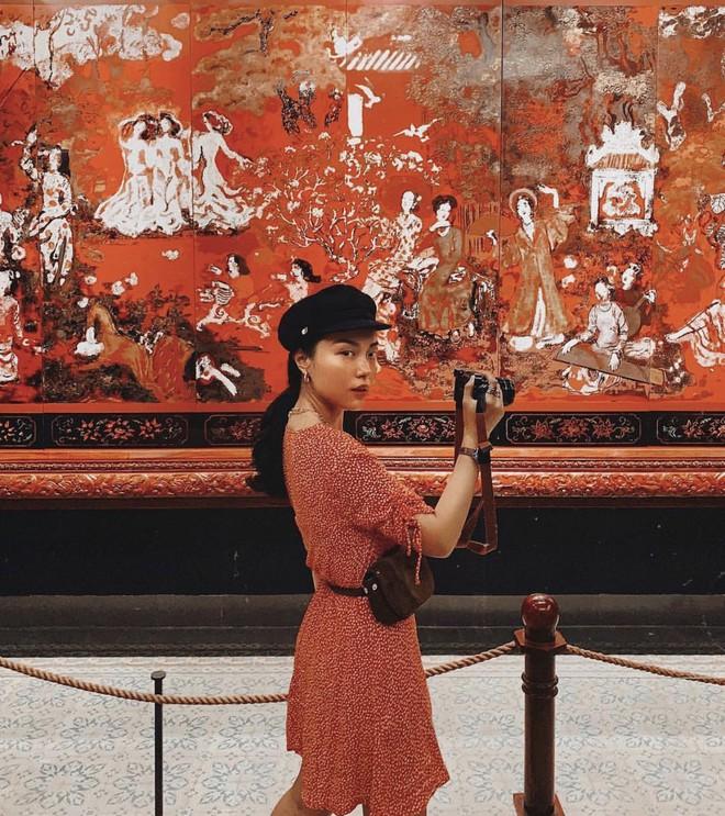 Điểm danh 4 không gian nghệ thuật đương đại được giới trẻ check in nhiều nhất Hà Nội và Sài Gòn, tranh thủ 2/9 đi ăn ảnh đẹp ngay nào - ảnh 24