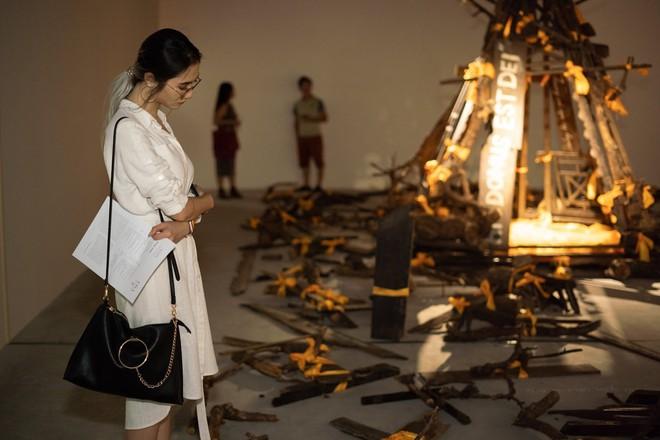 Điểm danh 4 không gian nghệ thuật đương đại được giới trẻ check in nhiều nhất Hà Nội và Sài Gòn, tranh thủ 2/9 đi ăn ảnh đẹp ngay nào - ảnh 5