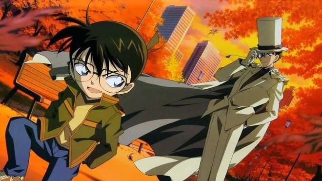 Conan và siêu đạo chích Kid: Nghiệt duyên đam mĩ dai dẳng nhất trong Thám Tử Lừng Danh Conan - Ảnh 5.