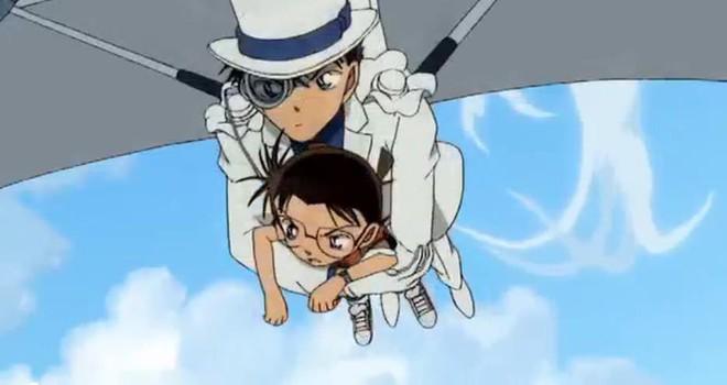 Conan và siêu đạo chích Kid: Nghiệt duyên đam mĩ dai dẳng nhất trong Thám Tử Lừng Danh Conan - Ảnh 12.
