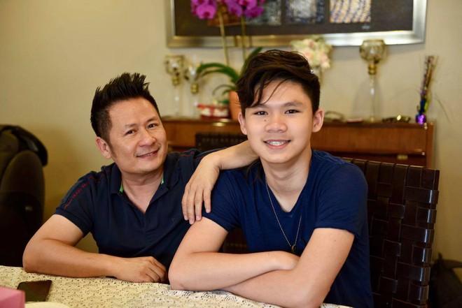 Con của sao Việt: Toàn du học sinh đẹp trai xinh gái lại còn siêu giỏi, được nhận bằng khen của Tổng thống Obama, điểm tổng kết gần tuyệt đối - ảnh 2