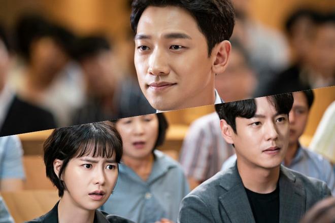 """Sợ Kim Tae Hee ghen, ông chồng quốc dân Bi Rain vội """"tự thú"""" về mối quan hệ với nữ chính trong Welcome 2 Life - ảnh 7"""