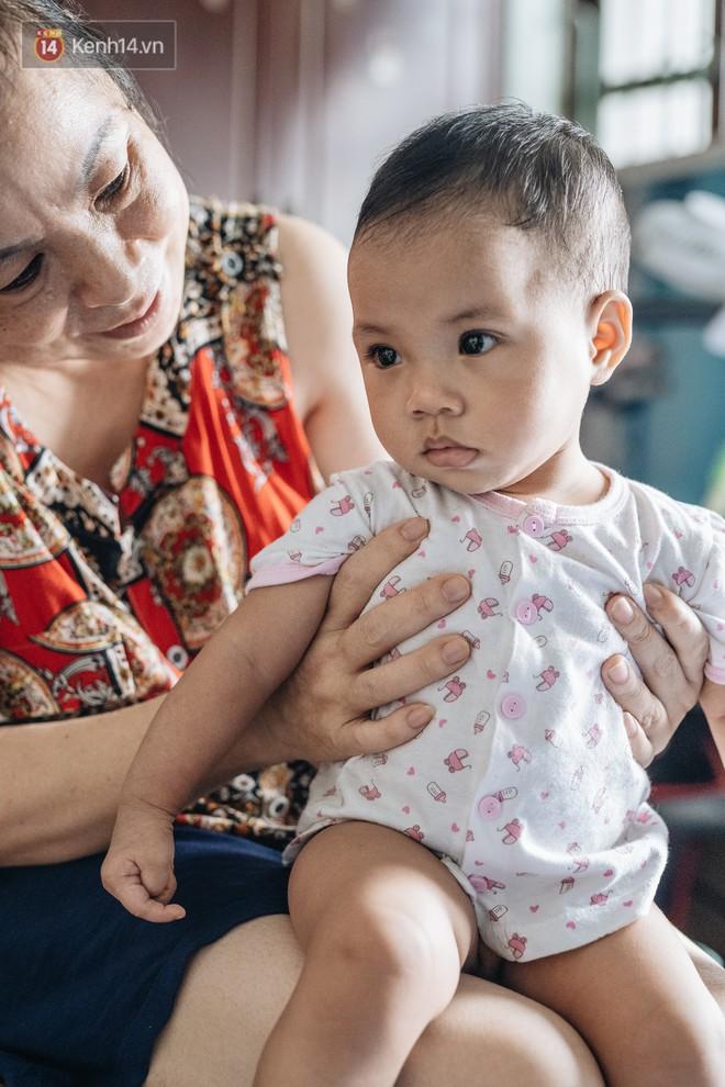 Nhật kí lần đầu làm bố mẹ của cặp vợ chồng U60 ở Hà Nội: Thỏ à, con là món quà vô giá! - ảnh 14