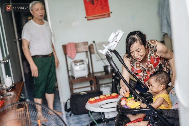 Nhật kí lần đầu làm bố mẹ của cặp vợ chồng U60 ở Hà Nội: Thỏ à, con là món quà vô giá! - ảnh 19