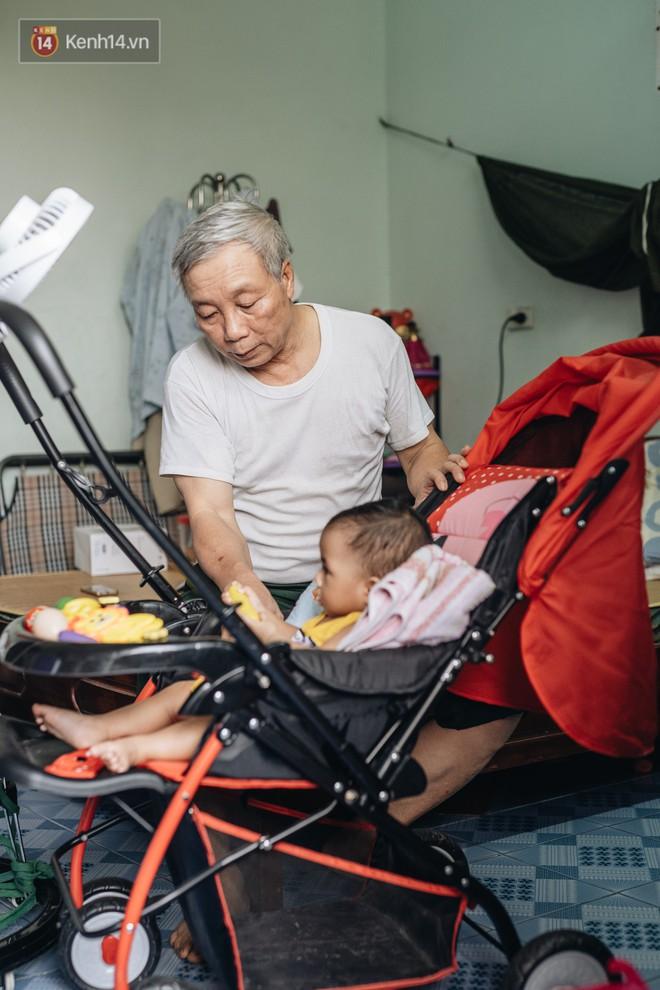 Nhật kí lần đầu làm bố mẹ của cặp vợ chồng U60 ở Hà Nội: Thỏ à, con là món quà vô giá! - ảnh 21