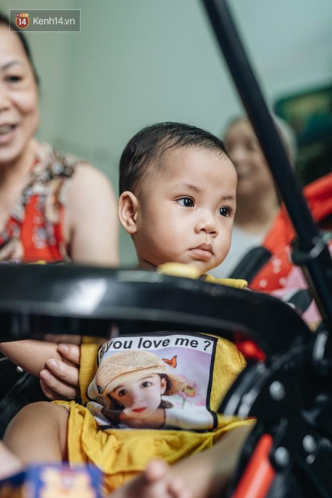Nhật kí lần đầu làm bố mẹ của cặp vợ chồng U60 ở Hà Nội: Thỏ à, con là món quà vô giá! - ảnh 20