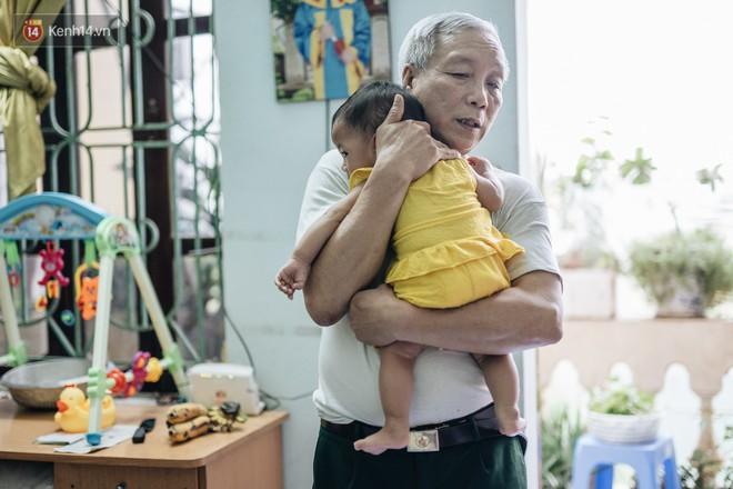 Nhật kí lần đầu làm bố mẹ của cặp vợ chồng U60 ở Hà Nội: Thỏ à, con là món quà vô giá! - ảnh 8