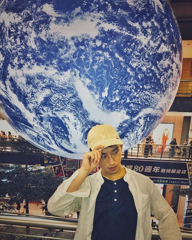 """Góc sửng sốt: Đài Loan """"chơi lớn"""" mang hẳn Trái Đất thu nhỏ xuống trưng bày, giới trẻ đua nhau kéo đến check-in - ảnh 11"""