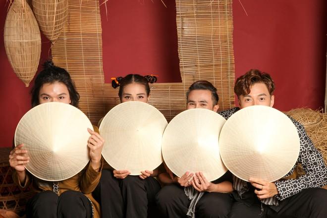 Ngô Kiến Huy, Huỳnh Lập, Khả Như, Quang Trung đại náo miền Tây trong series du lịch mới toanh - ảnh 3