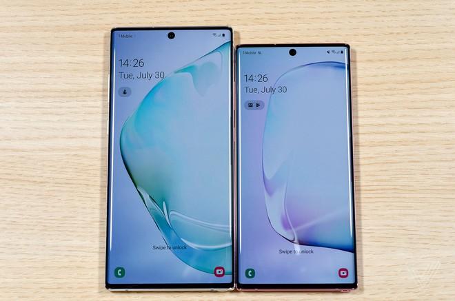 Samsung Galaxy Note 10/Note 10+ lộ diện cực khủng: Màu halo độc nhất, màn hình rộng ngút ngàn, giá từ 22 triệu - Ảnh 5.