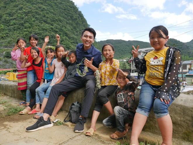 Khoai Lang Thang: Điều Khoai mong muốn sau hành trình này là con trẻ được vui chơi và bồi đắp tâm hồn trên chính mảnh đất quê hương - ảnh 8