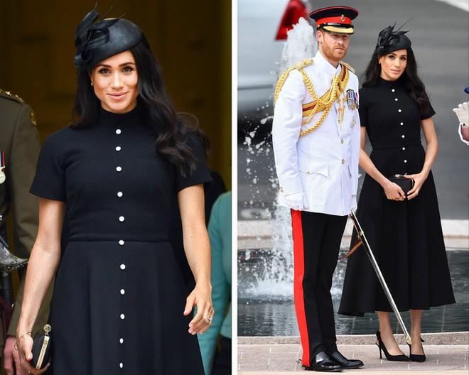 Những trang phục ẩn chứa 'mật mã' của hoàng gia Anh: Công nương Kate đầy tinh tế nhưng ấn tượng nhất là 'chiếc váy báo thù' của Diana - ảnh 3