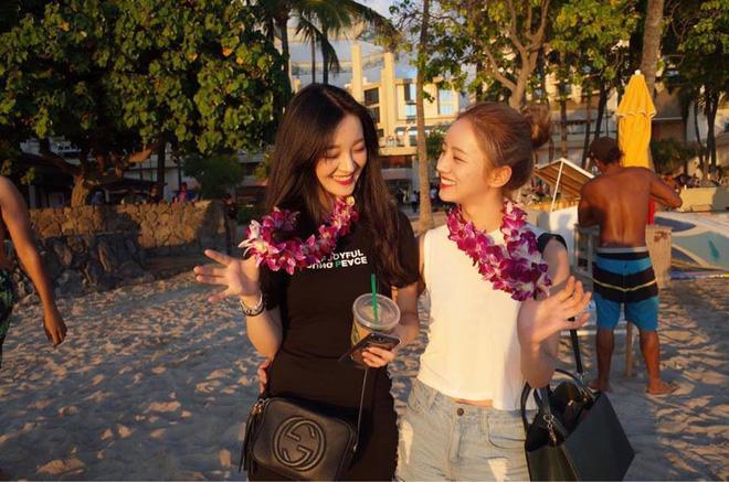 Em gái của 4 mỹ nhân Hàn đình đám: Toàn xinh như idol, không gia nhập Kbiz quá phí, nhóc tỳ nhà Somi quá đỉnh - Ảnh 13.