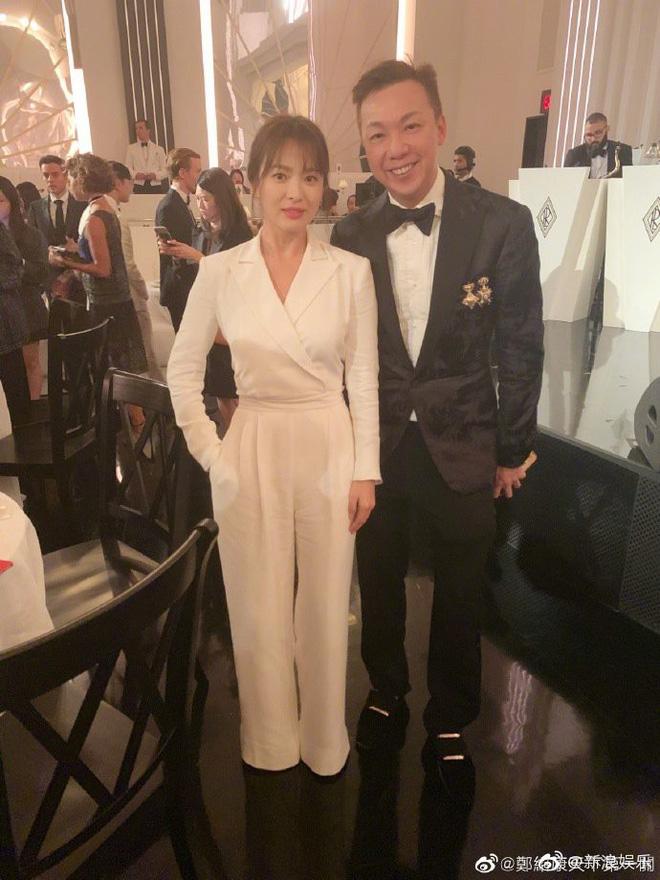 2 tháng sau cuộc ly hôn ngàn tỷ, Song Hye Kyo chia sẻ 1 câu khiến công chúng thở phào nhẹ nhõm - Ảnh 3.