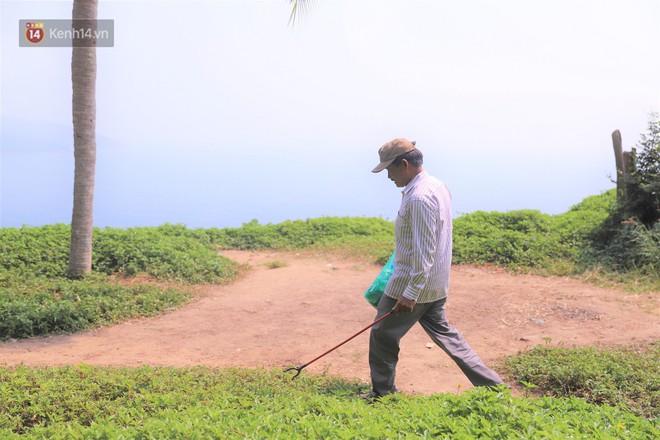 Ông chú bán kem dễ thương nhất Đà Nẵng: 3 năm cặm cụi nhặt rác ở bán đảo Sơn Trà - ảnh 8