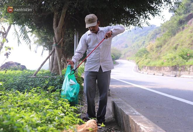 Ông chú bán kem dễ thương nhất Đà Nẵng: 3 năm cặm cụi nhặt rác ở bán đảo Sơn Trà - ảnh 4