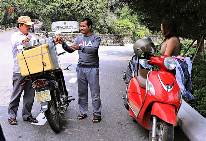 Ông chú bán kem dễ thương nhất Đà Nẵng: 3 năm cặm cụi nhặt rác ở bán đảo Sơn Trà - ảnh 7