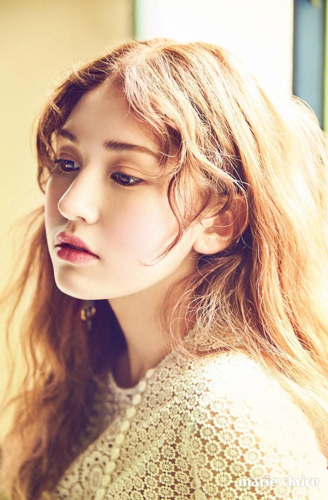 Góc nghiêng thần thánh của idol con lai Kpop: Nữ thần như Somi, Nancy có đọ được với Vernon, Samuel? - Ảnh 1.