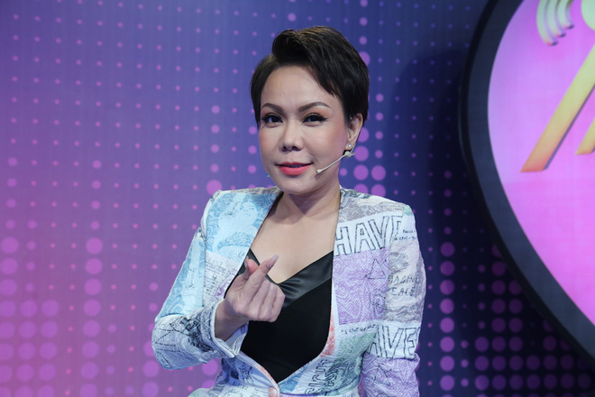 Trương Thế Vinh liên tục bị Việt Hương cà khịa trong show hẹn hò - ảnh 3
