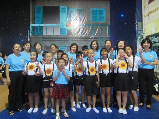 Gặp cô giáo 10 năm miệt mài dạy chữ cho trẻ em tại bệnh viện ung bướu Thành phố Hồ Chí Minh - ảnh 3