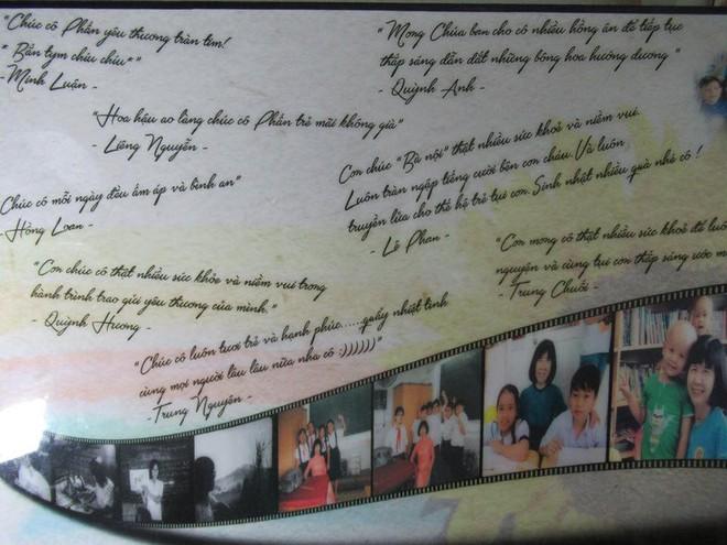 Gặp cô giáo 10 năm miệt mài dạy chữ cho trẻ em tại bệnh viện ung bướu Thành phố Hồ Chí Minh - ảnh 5