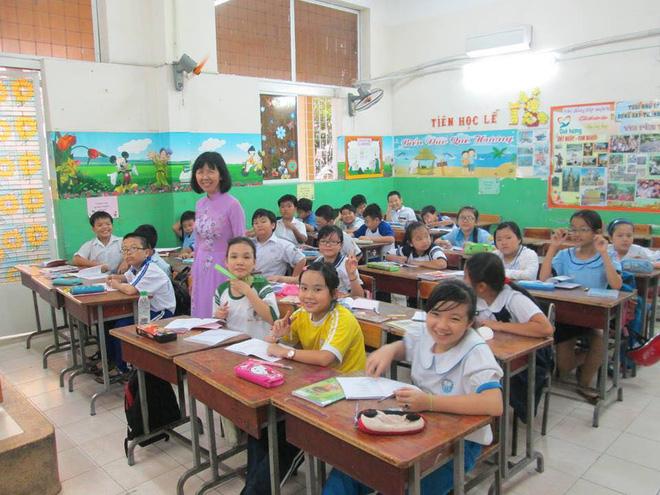Gặp cô giáo 10 năm miệt mài dạy chữ cho trẻ em tại bệnh viện ung bướu Thành phố Hồ Chí Minh - ảnh 2