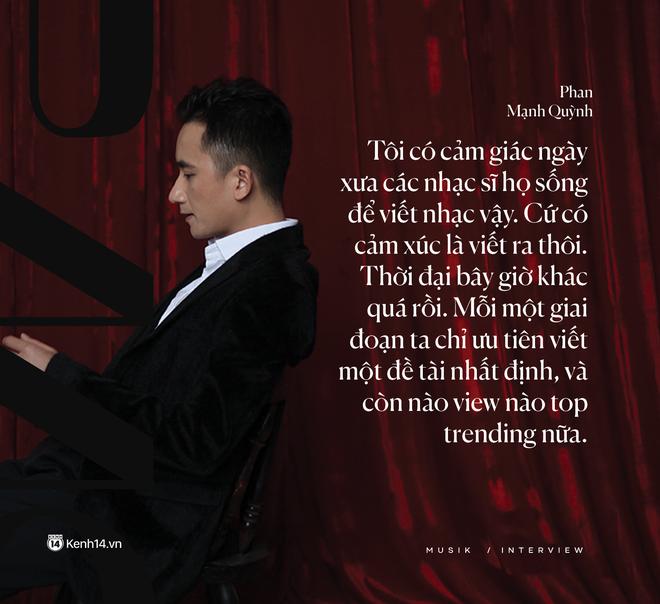 """Phan Mạnh Quỳnh: """"Nhạc của tôi giàu hình ảnh, vì tôi luôn mơ ước được làm phim - ảnh 6"""