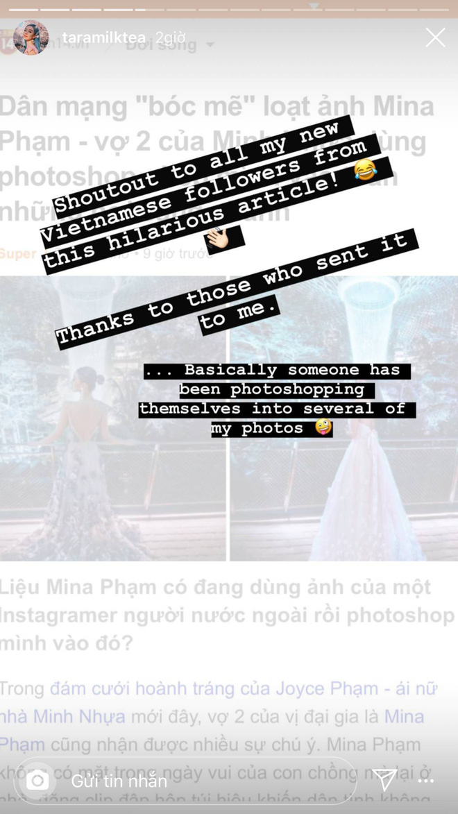 Tất tật drama của Mina Phạm sau đám cưới con gái Minh Nhựa: Tưởng vợ 2 chỉ là nhân vật phụ mà chiếm sóng còn hơn cả cô dâu! - ảnh 13